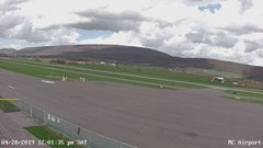 view from Mifflin County Airport (west) on 2019-04-20