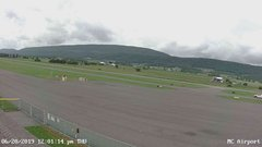 view from Mifflin County Airport (west) on 2019-06-20