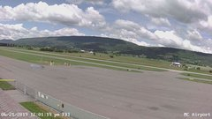 view from Mifflin County Airport (west) on 2019-06-21