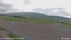 view from Mifflin County Airport (west) on 2019-07-22