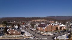 view from Highland Park Hose Co. #1 on 2019-01-14