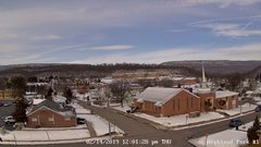 view from Highland Park Hose Co. #1 on 2019-02-14