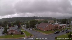 view from Highland Park Hose Co. #1 on 2019-06-13