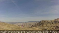 view from Horseshoe Bend, Idaho CAM1 on 2018-11-09