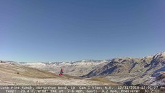 view from Horseshoe Bend, Idaho CAM1 on 2018-12-31