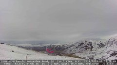 view from Horseshoe Bend, Idaho CAM1 on 2019-02-14