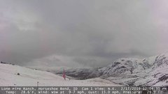 view from Horseshoe Bend, Idaho CAM1 on 2019-02-17