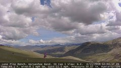 view from Horseshoe Bend, Idaho CAM1 on 2019-04-13