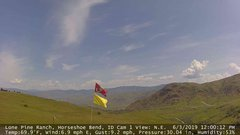 view from Horseshoe Bend, Idaho CAM1 on 2019-06-03