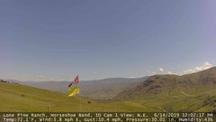 view from Horseshoe Bend, Idaho CAM1 on 2019-06-14