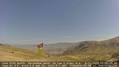 view from Horseshoe Bend, Idaho CAM1 on 2019-08-21