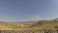view from Horseshoe Bend, Idaho CAM1 on 2019-08-24