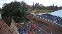 view from RHS Wisley 3 on 2018-11-26