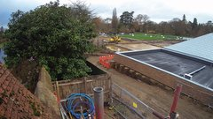 view from RHS Wisley 3 on 2018-12-03