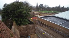view from RHS Wisley 3 on 2018-12-15