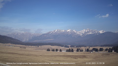 view from Pian Cansiglio - Casera Le Rotte on 2019-03-15