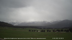 view from Pian Cansiglio - Casera Le Rotte on 2019-05-13