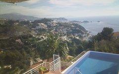 view from Vista Bonita on 2019-02-07
