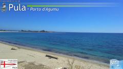 view from Porto d'Agumu on 2019-03-17