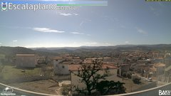 view from Escalaplano on 2019-02-25
