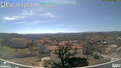 view from Escalaplano on 2019-03-10