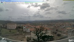 view from Escalaplano on 2019-03-20
