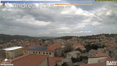 view from Sant'Andrea Frius on 2019-03-21
