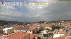 view from Sant'Andrea Frius on 2019-03-22