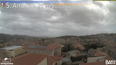 view from Sant'Andrea Frius on 2019-05-12