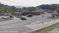 view from Electric Avenue - Lewistown on 2019-09-11