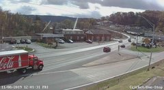 view from Electric Avenue - Lewistown on 2019-11-08