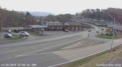 view from Electric Avenue - Lewistown on 2019-11-10
