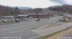 view from Electric Avenue - Lewistown on 2019-12-03