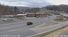 view from Electric Avenue - Lewistown on 2019-12-04