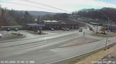 view from Electric Avenue - Lewistown on 2020-02-03