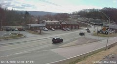 view from Electric Avenue - Lewistown on 2020-02-14