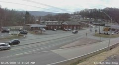 view from Electric Avenue - Lewistown on 2020-02-24
