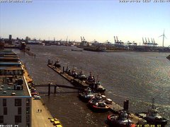 view from Altona Osten on 2020-04-20