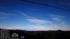 view from MeteoReocín on 2019-10-13