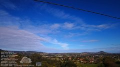 view from MeteoReocín on 2019-10-15
