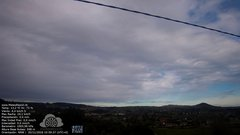 view from MeteoReocín on 2019-11-20