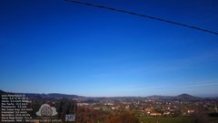 view from MeteoReocín on 2019-12-04