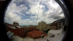 view from Oss. Meteorologico di Gabicce Mare e Cattolica on 2019-09-03