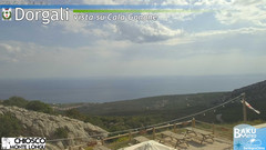 view from Monte Longu on 2019-10-02