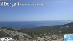view from Monte Longu on 2019-10-03