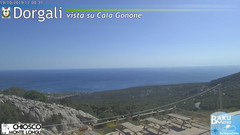 view from Monte Longu on 2019-10-10