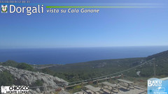 view from Monte Longu on 2019-10-11