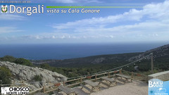 view from Monte Longu on 2019-11-18