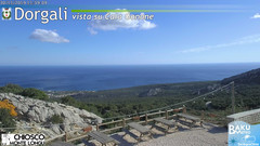 view from Monte Longu on 2019-11-30