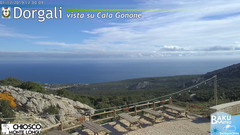 view from Monte Longu on 2019-12-01